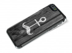 Coque iPhone 6 Moustache Anchor