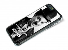 Coque iPhone 6 The Icons- Charlie Chaplin