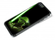 Coque iPhone 6 Plus/6S Plus Yoda