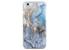 Coque iPhone 6Plus/6SPlus Blue Sky Marble