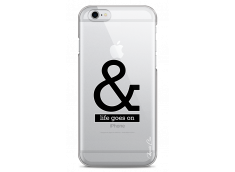 Coque iPhone 6Plus/6SPlus & Life Goes On