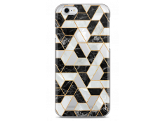 Coque iPhone 6/6S Artistic geometric marble