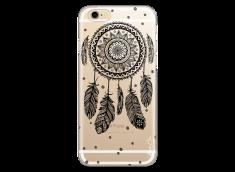 Coque iPhone 6/6S Black drawing dreamcatcher