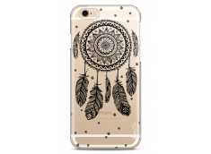 Coque iPhone 6 Plus /6S Plus Black drawing dreamcatcher
