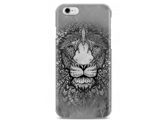 Coque iPhone 6Plus/6SPlus Black & White Lion Mandala