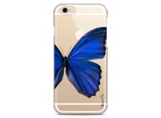 Coque iPhone 6Plus/6SPlus Blue butterfly