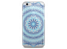 Coque iPhone 6Plus/6SPlus Blue Galaxy Mandala