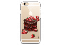 Coque iPhone 6Plus/6SPlus Chocolate and strawberries cake
