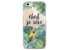 Coque iPhone 6/6S Tropical watercolor design Chut je rêve
