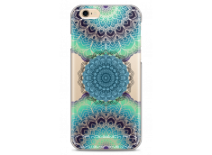 Coque iPhone 6/6S Collage Multicolor Mandala