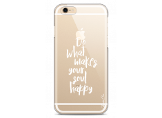 Coque iPhone 6/6S Do What Makes Your Soul Happy