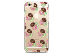 Coque iPhone 6Plus/6SPlus Donut Pattern