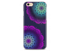 Coque iPhone 6Plus/6SPlus 3D Double Mandala