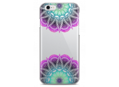 Coque iPhone 6/6S Multicolor Lace Mandala