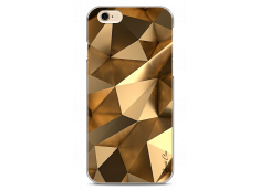 Coque iPhone 6/6S Fashion gold geometric forms