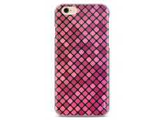 Coque iPhone 6/6S Fashion & Geometric Pink Design