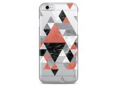 Coque iPhone 6/6S Geometric Collage Marble
