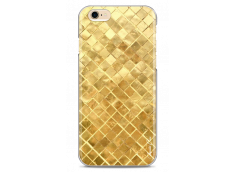 Coque iPhone 6/6S Gold Geometric Design
