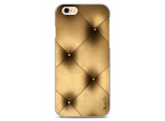 Coque iPhone 6/6S Soft gold geometric design