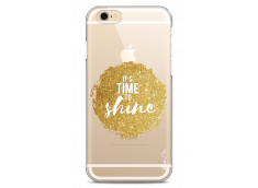 Coque iPhone 6/6S Gold Glitter - It's Time to Shine