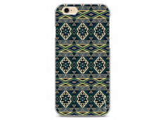 Coque iPhone 6Plus/6SPlus  Green aztec