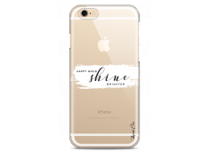 Coque iPhone 6/6S Happy Girls Shine Brighter