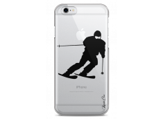 Coque iPhone 6Plus/6SPlus I am a skier