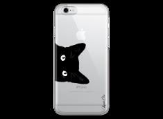 Coque iPhone 6Plus/6SPlus Cat je te vois