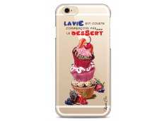 Coque iPhone 6/6S Chocolate & Fruits
