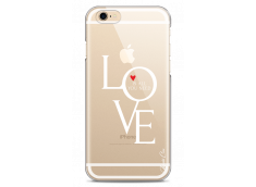 Coque iPhone 6/6S Love is all you need