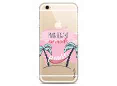 Coque iPhone 6Plus/6SPlus En mode pause