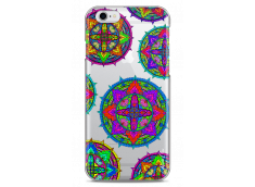 Coque iPhone 6Plus/6SPlus Multi Mandala