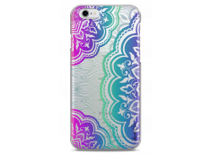 Coque iPhone 6/6S 3D Multicolor Mandala