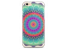 Coque iPhone 6/6S Multicolor Galaxy Mandala