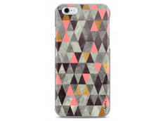 Coque iPhone 6/6S Multicolor Triangle Design