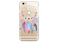 Coque iPhone 6/6S Multicolor watercolor floral dreamcatcher