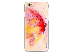 Coque iPhone 6Plus/6SPlus Lovely watercolor butterfly
