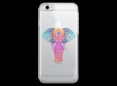 Coque iPhone 6/6S Pastel Tribal Elephant Mandala
