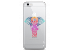 Coque iPhone 6Plus/6SPlus Pastel Tribal Elephant Mandala