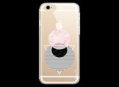 Coque iPhone 6/6S Cercles Géométriques en marbre