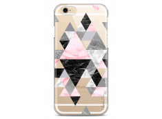 Coque iPhone 6/6S Geometric Triangle Marble