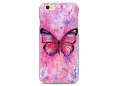 Coque iPhone 6/6S Artistic design watercolor butterfly