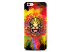 Coque iPhone 6/6S Power Color Lion Mandala