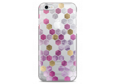 Coque iPhone 6/6S Purple Cubic