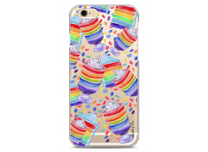 Coque iPhone 6Plus/6SPlus Ice cream unicorn pattern