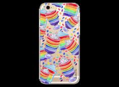 Coque iPhone 6/6S Ice cream unicorn pattern