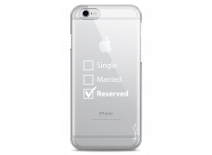 Coque iPhone 6/6S Single Married Reserved
