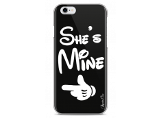 Coque iPhone 6Plus/6SPlus She's mine