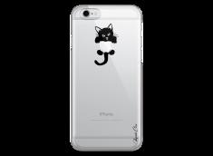 Coque iPhone 6/6S Cat toujours avec toi