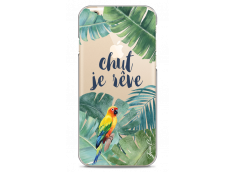 Coque iPhone 6Plus/6SPlus Tropical watercolor design Chut je rêve